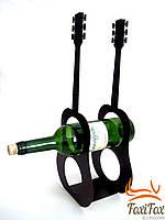 """Подставка для винной бутылки """"Гитара"""""""