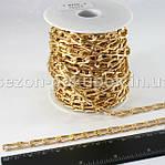 Декоративные металлические цепи