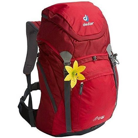 Рюкзак туристический женский Deuter Groden 30 SL fire/cranberry (34520 5520)