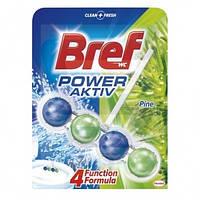 Подвесной туалетный блок Bref power active Pine 1*51г Хвоя, фото 1