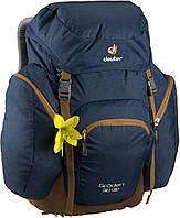 Рюкзак туристический женский Deuter Groden 30 SL midnight/lion (3430216 3608)