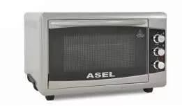 Электрическая духовка ASEL  AF - 0723 объёмом 50 литров Турция