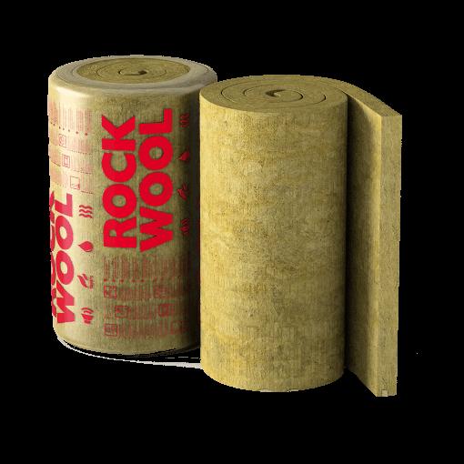 Минеральная вата для утепления кровли Multirock Roll