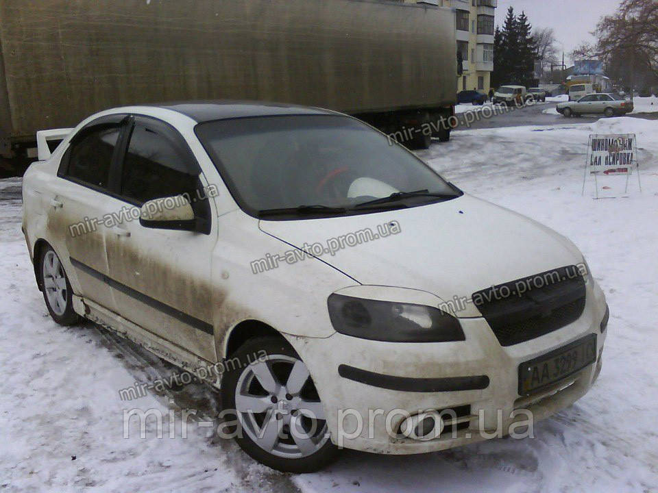 інтернет магазин реснички chevrolet aveo t250 sedan