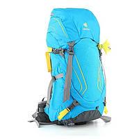 Рюкзак туристический женский Deuter Spectro AC 26 SL turquoise/lemon (34812 3203)
