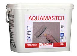 Litokol Aquamaster (аквамастер) 20 кг - гидроизоляция литокол готовая однокомпонентная(внутр/наруж)