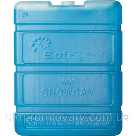 Аккумулятор холода 900 грамм Sofrigam Франция, опт от дилера., фото 2