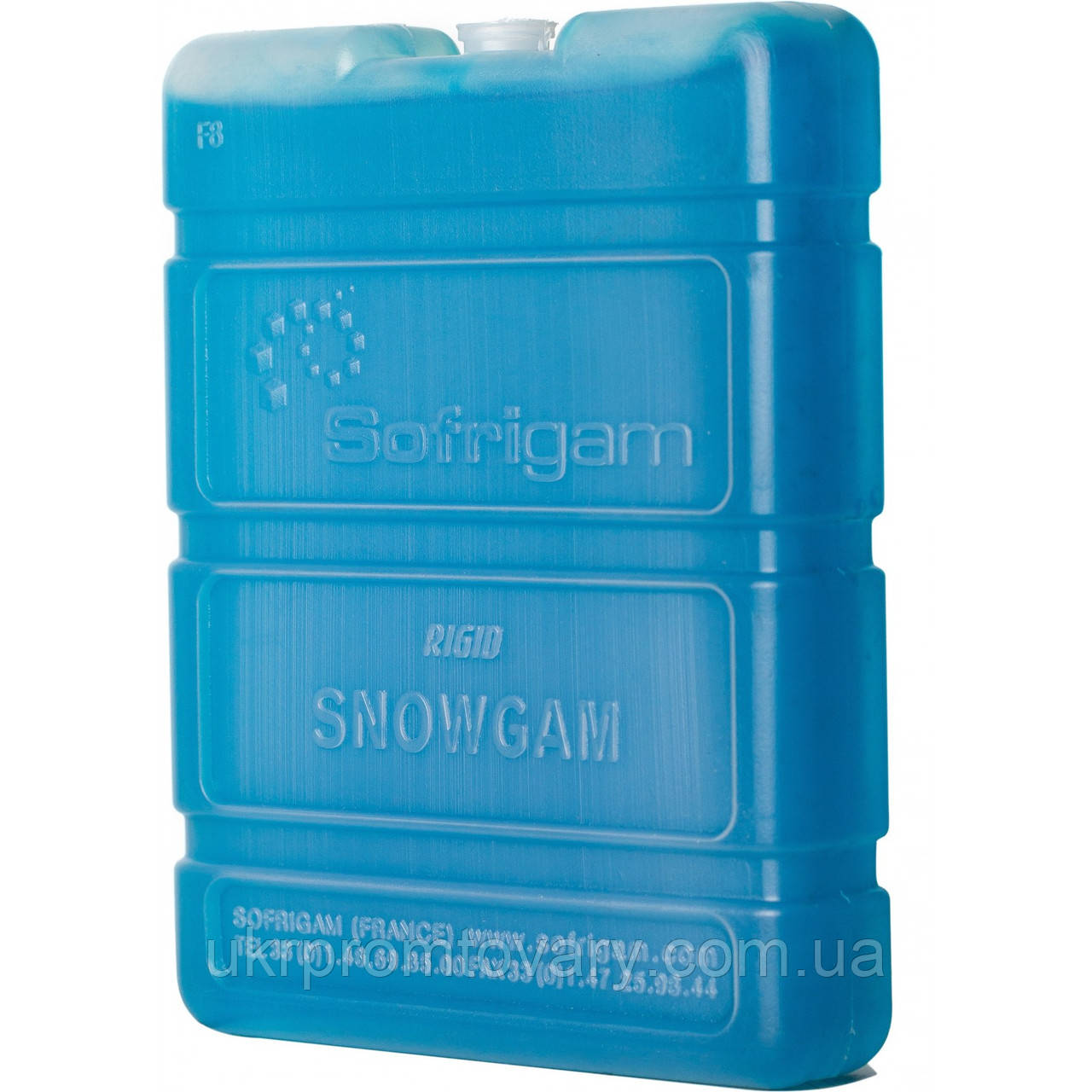 Аккумулятор холода Sofrigam PER1015N Франция!! БОЛЬШОЙ - 820 грамм