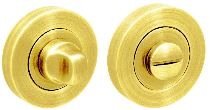 Накладка WC-фиксатор ORO&ORO 30WC-16E GP-золото, фото 1