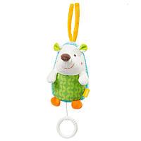 Музыкальная подвеска Baby Fehn  Ежик (071023)