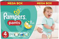 Трусики Pampers Active pants 4/104шт памперсы подгузники