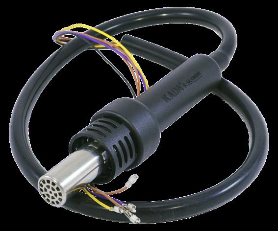 Фен KADA 850+ Handle (5 проводов), фото 2