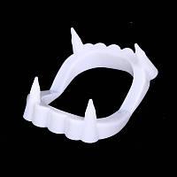 Зубы Вампира белые
