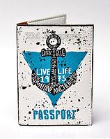"Обложка на паспорт ""Обложка моряка"""
