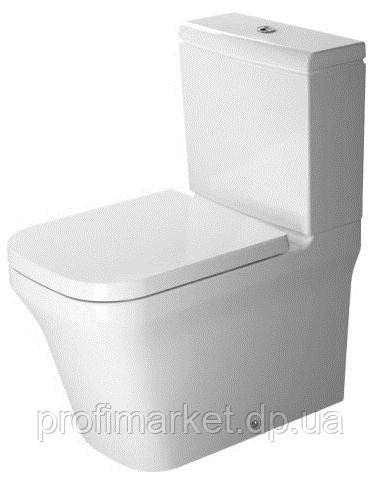 Унитаз Компакт Duravit P3 Comforts