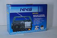 Радиоприемник c фонарем NNS c SD/USB NS-09U, приемник-фонарь, аудиотехника, электроника, радиоприемники