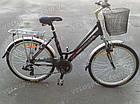 Дорожный велосипед Azimut City 28x358 700C, фото 7