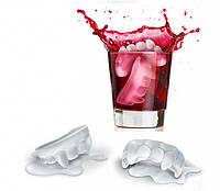Форма для льда зубы Вампира,формочки для льда
