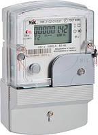 Счётчик эл. энергии НІК 2102-01.Е2Т 220В (5-60)А с индикатором магнитного поля «МАГНЭТ»