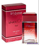 Туалетная вода 10th Avenue Whats On Red Pour Homme edt 100ml, фото 2