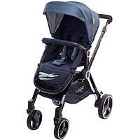 Детская универсальная коляска Babyhit 2 в 1 Cube Blue