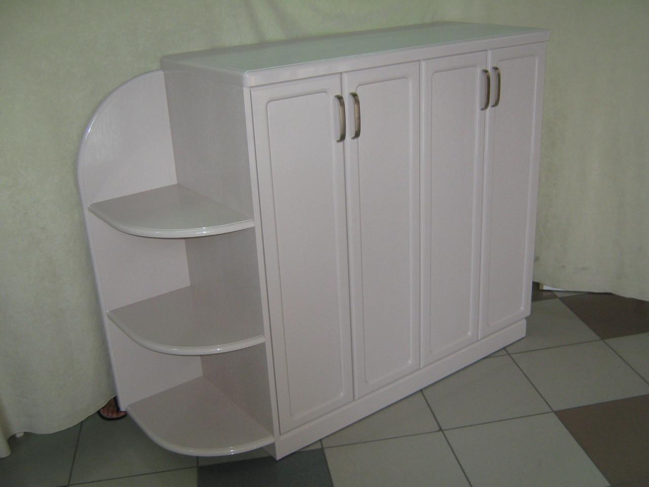 Шкаф ФАБЕРЖЕ (розовый)