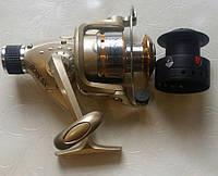 Катушка XS340B(40 шпуля) 3 подш. + зап.шпуля