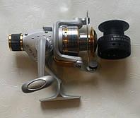 Катушка XS540B(40 шпуля) 5 подш. + зап.шпуля