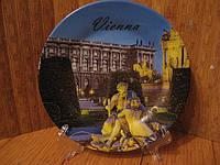 Тарелка сувенир Вена