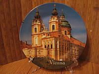 Тарелка сувенир Вена 2