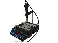 Термоповітряна інфрачервона паяльна станція W.E.P 853AA
