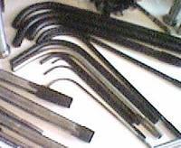 Метчик гаечный от М-3 до М-42 (ассортимент)