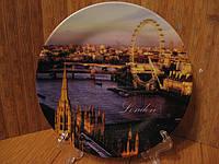 Тарелка сувенир Лондон 2