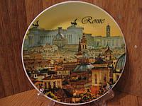 Тарелка сувенир Рим
