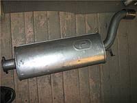 Глушитель SAAB -9000 прямоточный