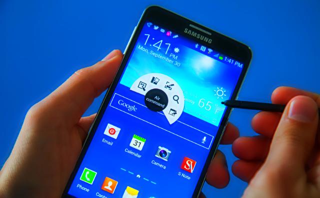 Samsung Galaxy Note 7 получил дисплей диагональю 5,7 дюйма разрешением QHD и 64 ГБ встроенной памяти