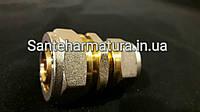 Муфта для металлопластиковых труб 16-20