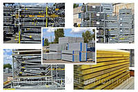 Аренда оборудования для бетона