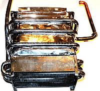"""Теплообменник турбированной колонки, подключение """"фланец"""", код сайта 0270"""