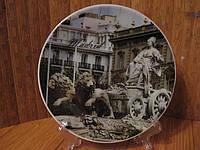Тарелка сувенир Мадрид