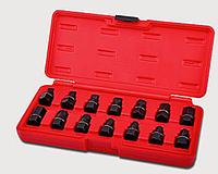 Набор головок для маслосливных пробок 14 ед.TOPTUL  JGAI1403