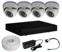 Комплект видеонаблюдения Oltec-CVI-913