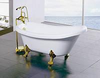 Отдельно стоящая ванна: очарование роскоши