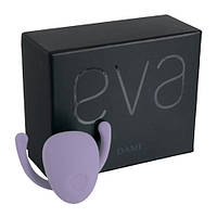 Стимулятор клитора Dame Products Eva hands-free vibraror lavander