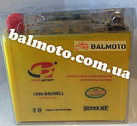 Аккумулятор АКБ 9А GEL желтый OUTDO с индикатором (кнопка) (150*86*107)