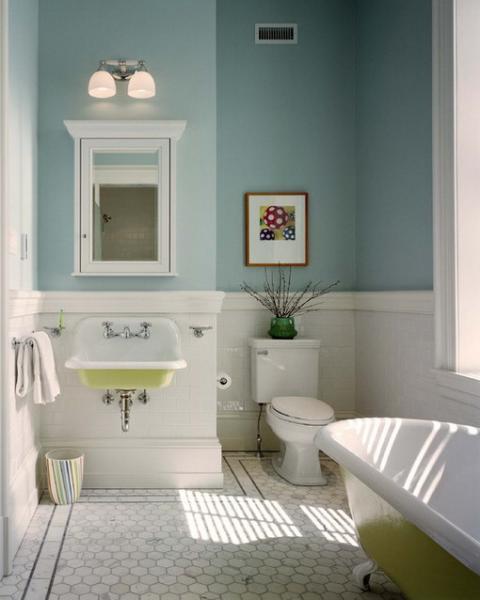 Мало места в санузле? Купить ванну поменьше – не единственный выход