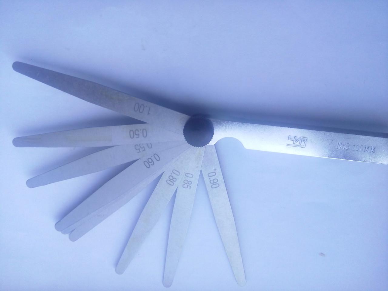 Наборы щупов №3 L100мм  ГОСТ882-75,возможна калибровка в УкрЦСМ.