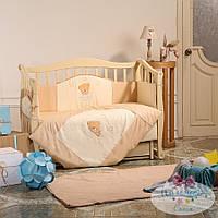 Набор в детскую кроватку Tiny Love шоколадный (6 предметов), фото 1