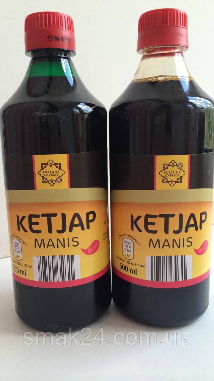 Соевый соус Ketjap Manis Голландия 500мл