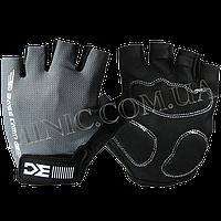 Велосипедные перчатки BaseCamp BC-204 Grey